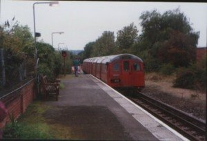The Last Week of The Underground at Ongar
